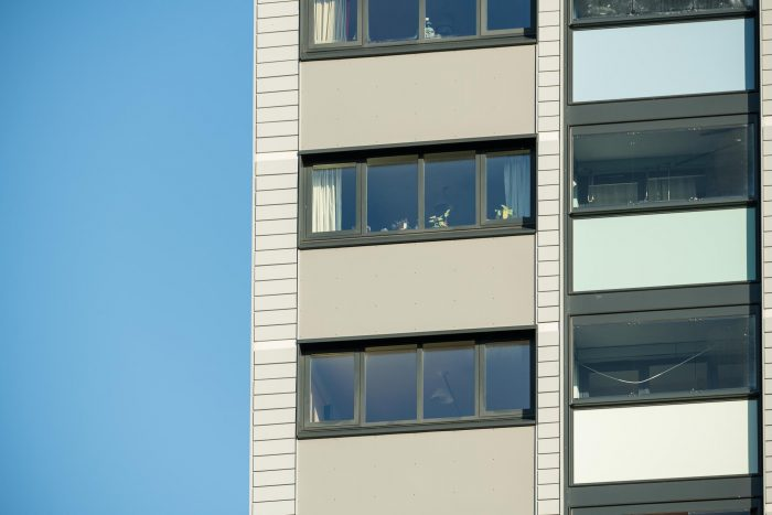 installation of cladding systems