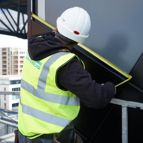 build-therm services Cladding Fitter in cardiff